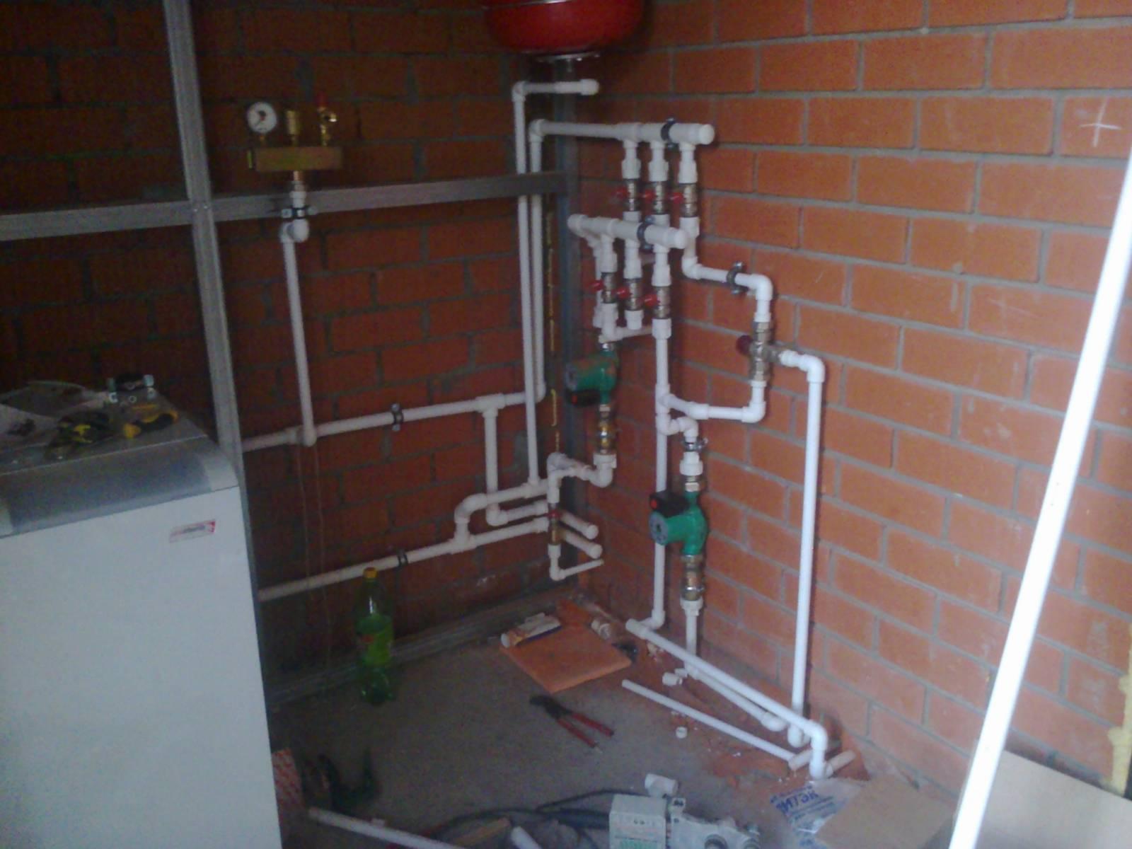 Отопление частного дома своими 47